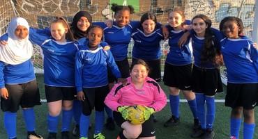 Year 7 Islington Borough Schools Football Tournament