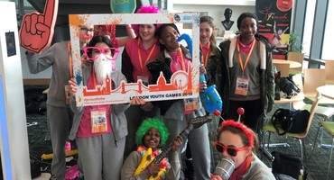 London Youth Games Netball - Year 7