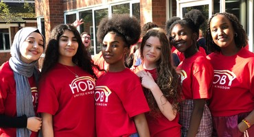 Hoby O'Brian Youth Leadership Programme
