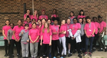Islington Schools Athletics