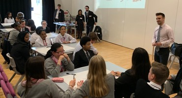 Dragon's Den Workshop from PWC