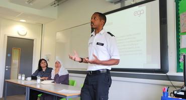 Parent Seminar - Hate Crime, Islamophobia
