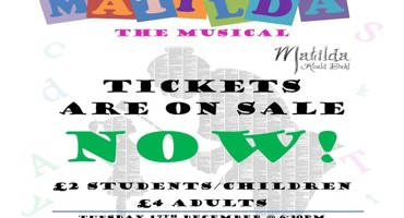 Matilda the Musical Tickets ON SALE!