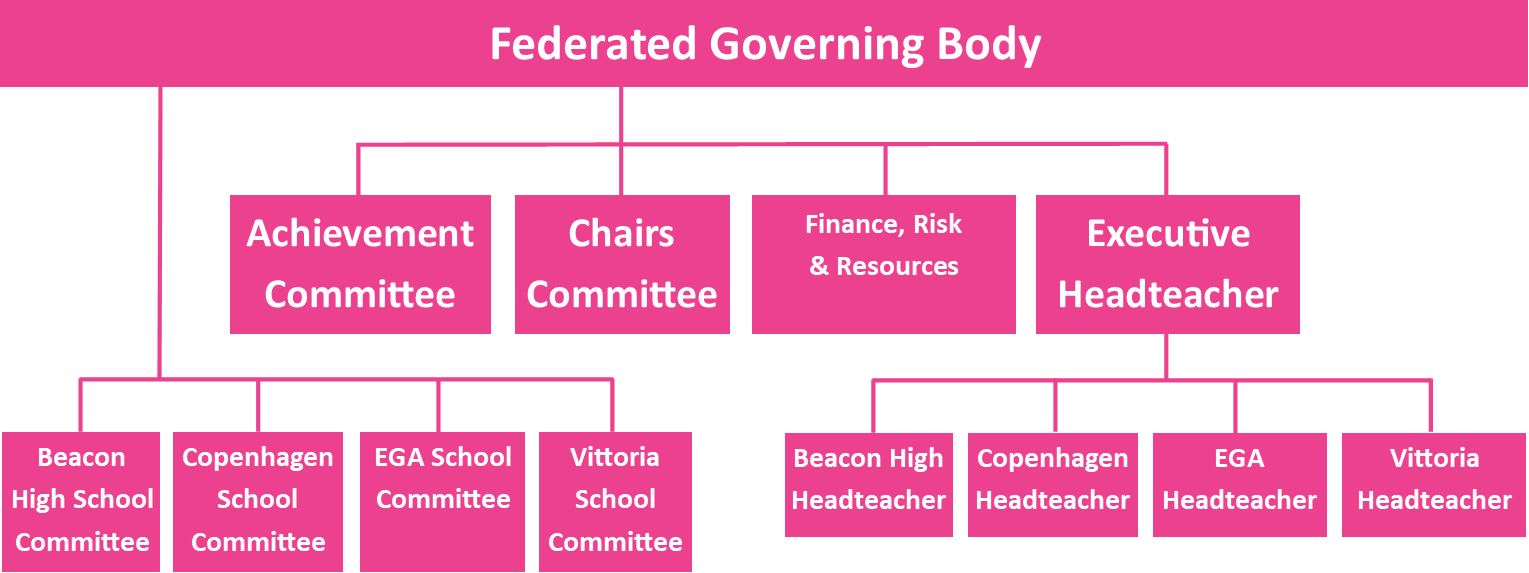 Governor Structure Pink
