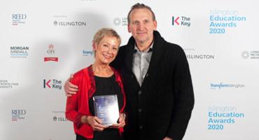 Outstanding Achievement Award