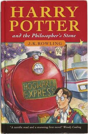 3 Harry Potter and the Philosophers Stone