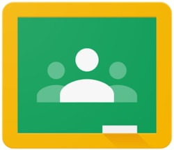 250px Google Classroom Logo