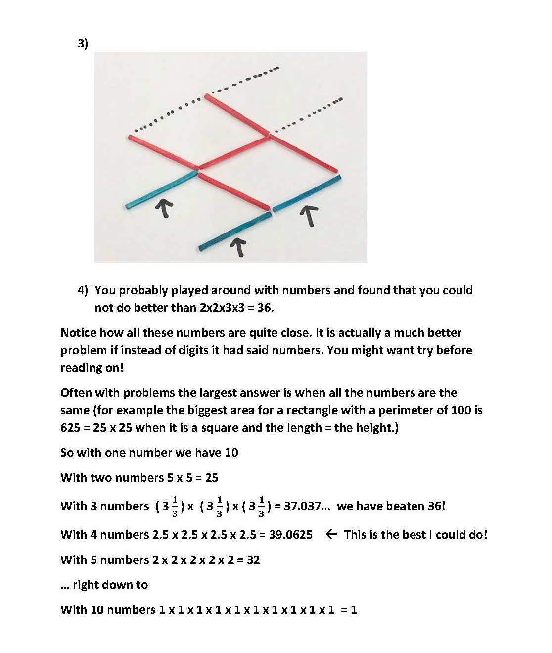Answers to the 4 problems set in February 2021 Page 2