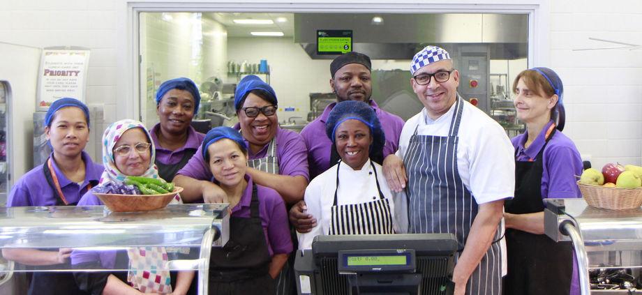 Canteen Staff