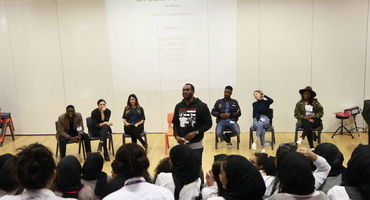 Guest speakers inspire  Media and Film Students