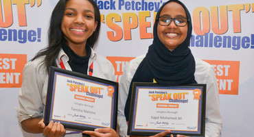 Jack Petchey Speak Out Challenge Finals 2017