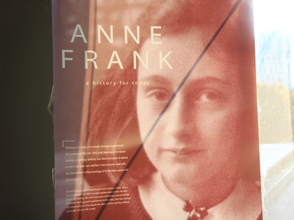 The Anne Frank Project at EGA
