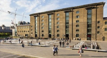 Trip to Central St Martins
