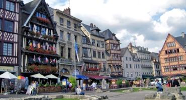 Rouen Trip