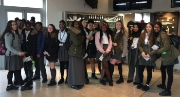 GCSE Dance Trips to Sadler's Wells