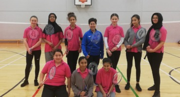 KS3 & KS4 Badminton Competition