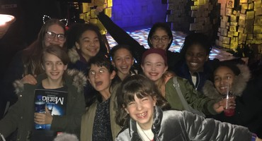 Matilda the Musical Trip