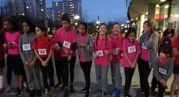 Islington School Running League - Race 4