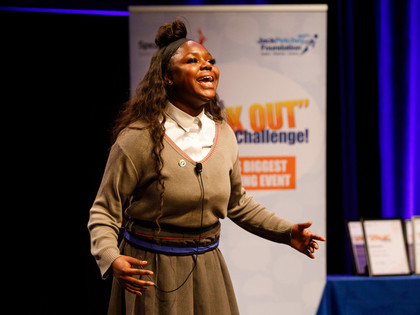 Jack Petchey Speak Out Challenge Regional Final 2018-19