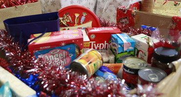 Christmas Hampers and Foodbanks
