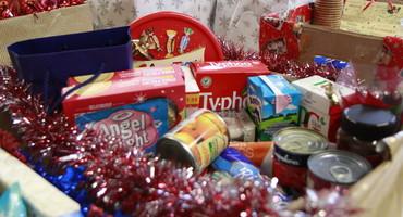 Christmas Hampers and Foodbanks