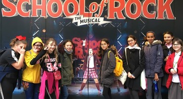 School of Rock Trip