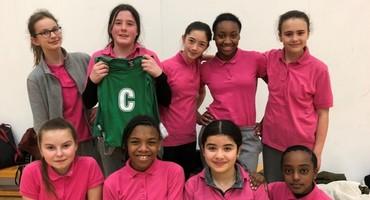 Islington Borough Netball Tournament