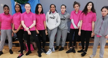 Year 8 Indoor Athletics Competition